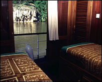 RV River Kwai - A View from the Cabin
